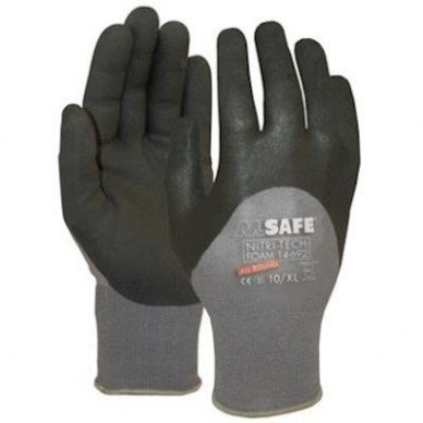 M-Safe Nitri-Tech Foam 14-692 handschoen