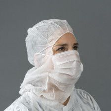 Astracap non-woven wit