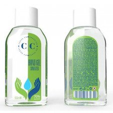 CLEAN CO Handdesinfecterende gel 60 ml