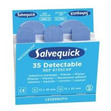 Salvequick 6735CAP detectable pleisters