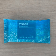 Carell Refreshing Personal Care Wipes
